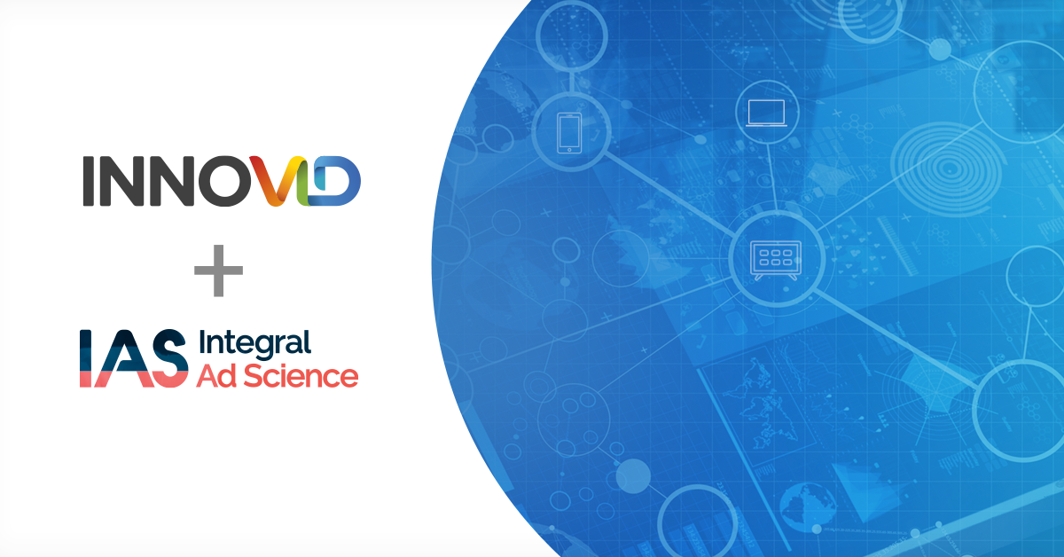 Innovid Expands Integration with IAS to Measure Media Quality Across CTV Ads