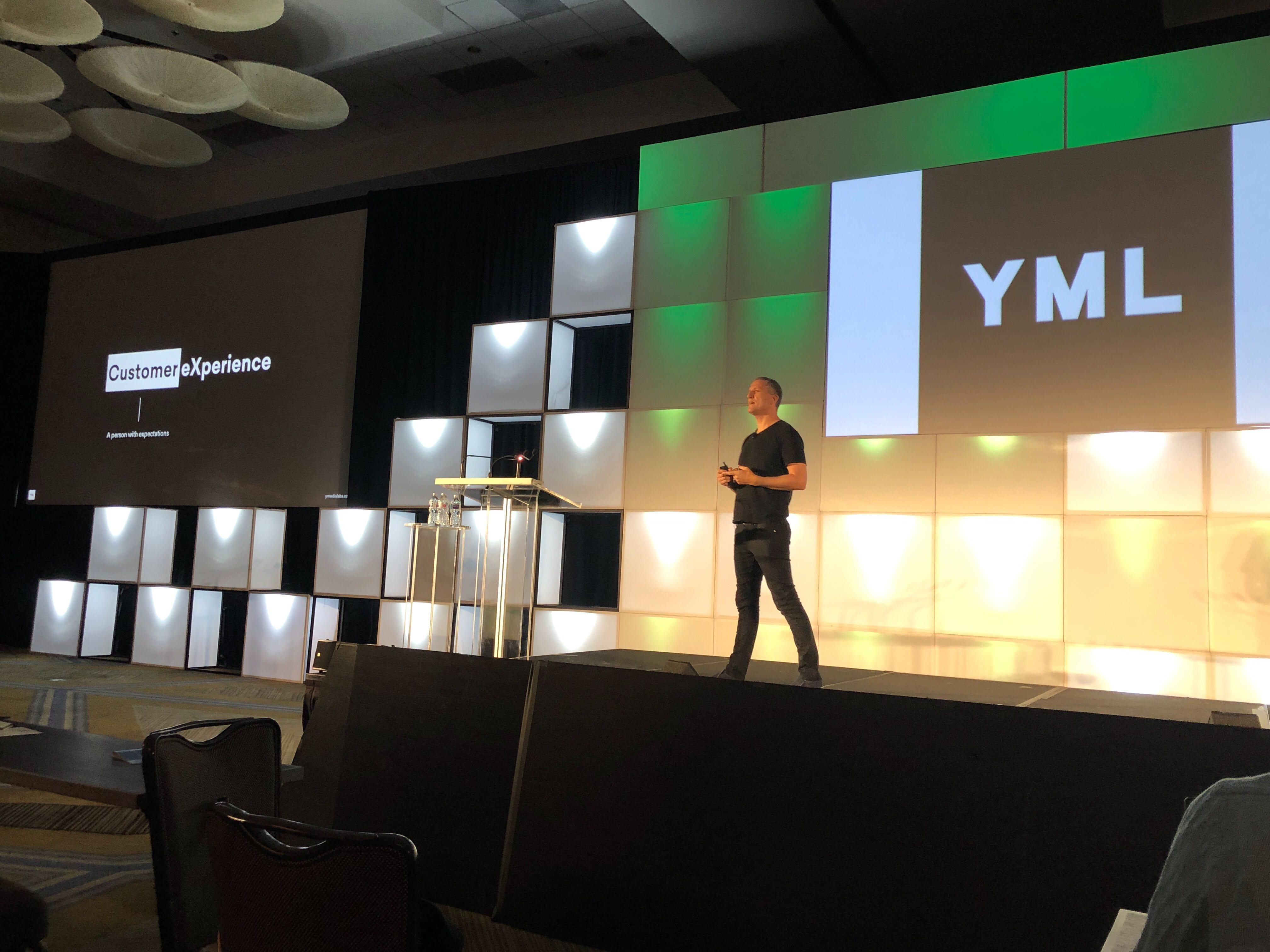YML Panel from the ANA