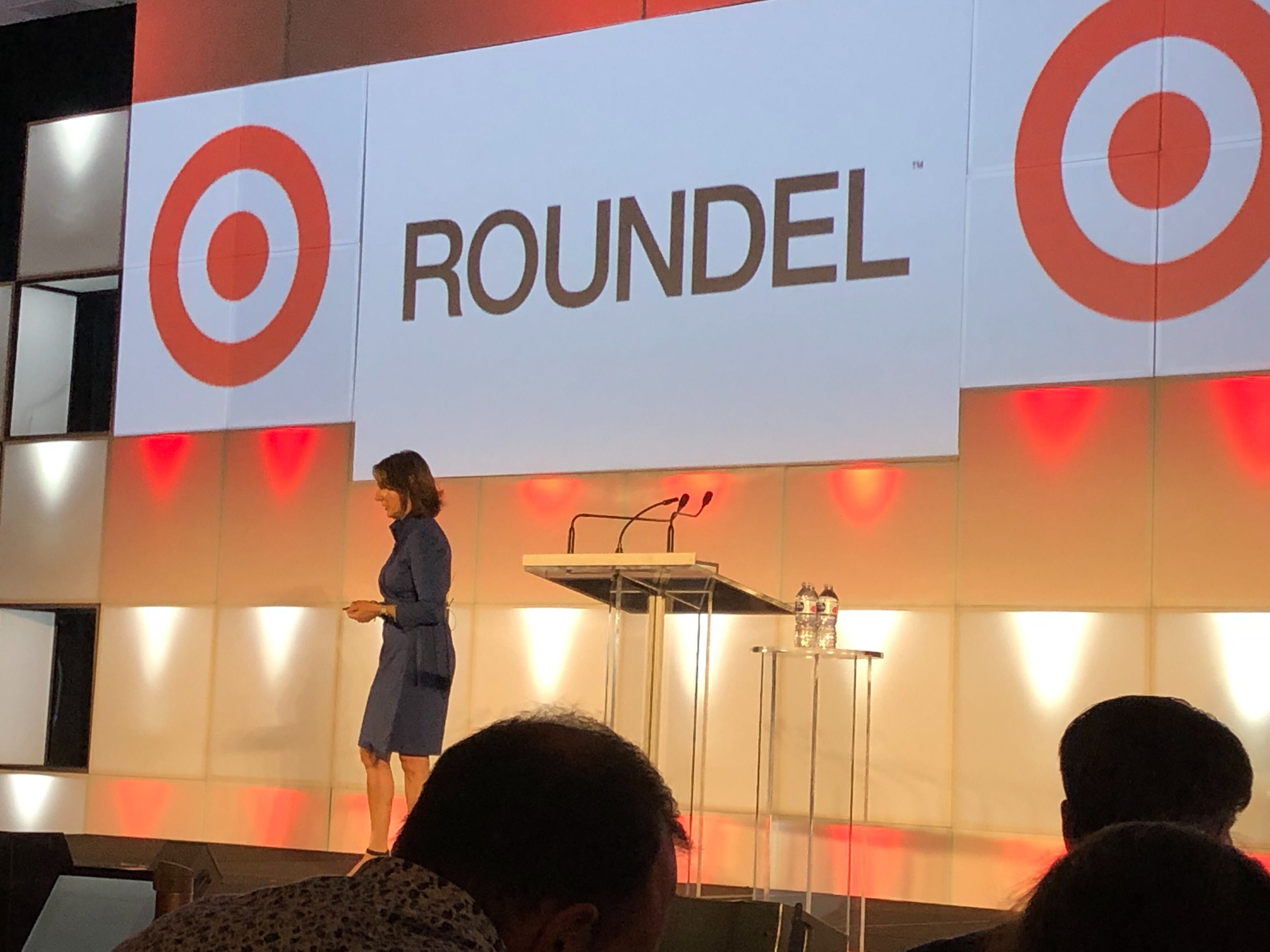Target and Roundel Image from the ANA Conference.