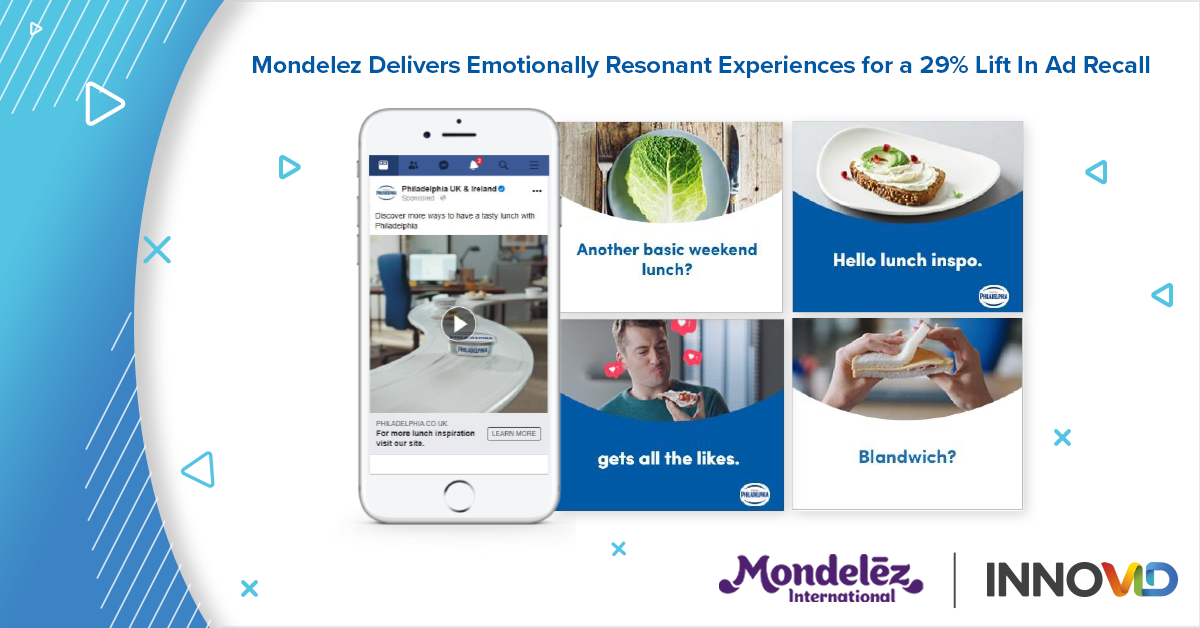 Mondelez Delivers Emotionally Resonant Experiences for a 29% Lift in Ad Recall